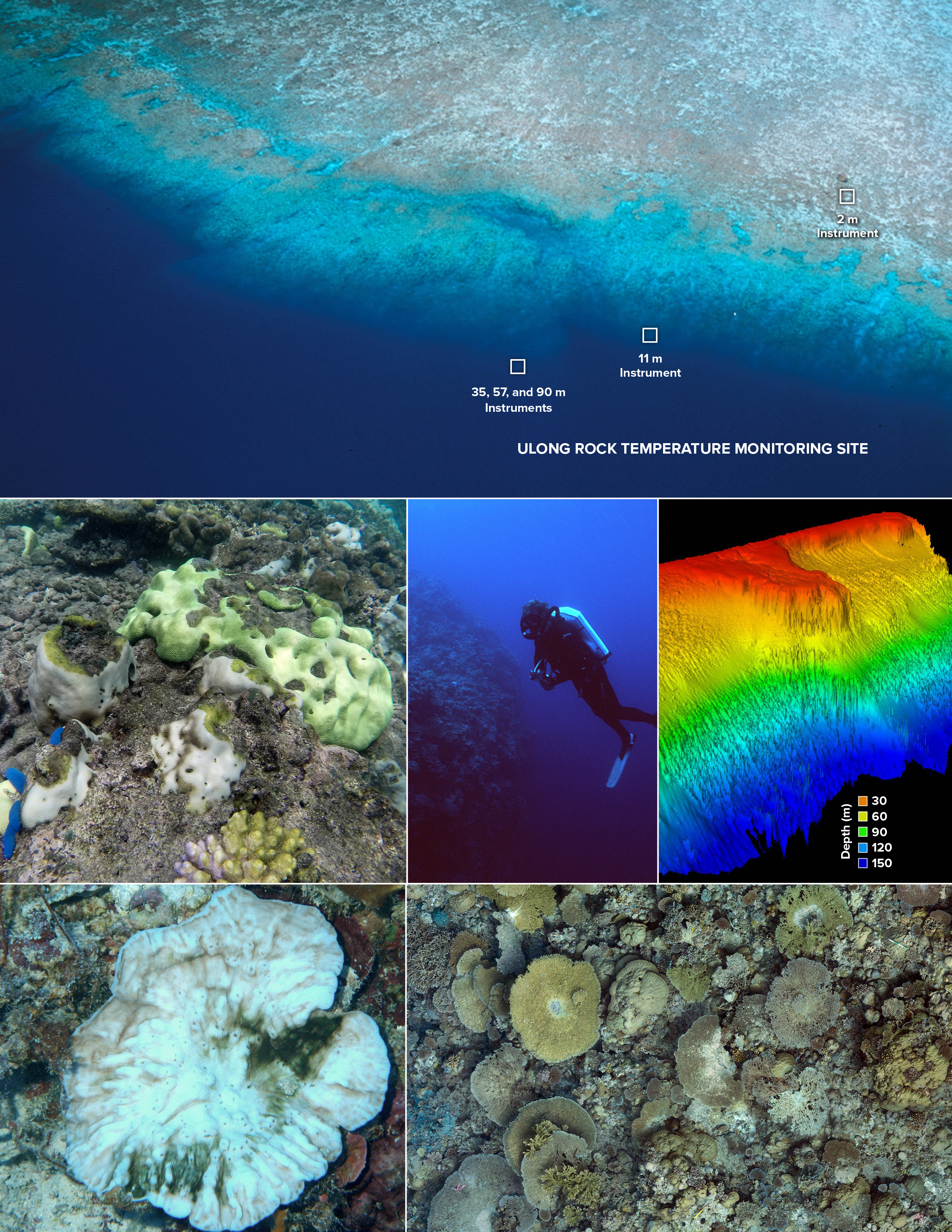 Ocean Warming and the Reefs of Palau   Oceanography