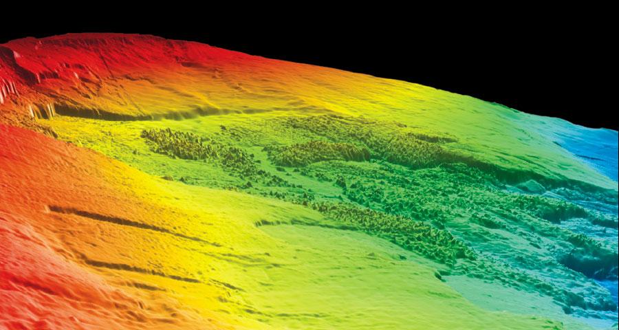 Large Submarine Landslides
