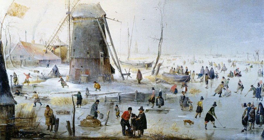 Atlantic Warming Since the Little Ice Age